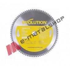 Δίσκος WIDIA κοπής ανοξείδωτου χάλυβα, 230mm Z48,επανατροχιζόμενος