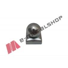 Μπάλα (καπάκι διακοσμητικό κοιλοδοκού) 40x40 γαλβανιζέ