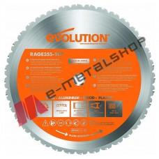 Δίσκος WIDIA Multi Blade, 355mm