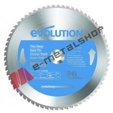 Δίσκος WIDIA κοπής Thin Steel Blade, 355mm,επανατροχιζόμενος
