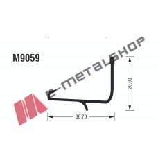 Πρόσθετο M9059 σειράς Μ9050 Comfort Alumil