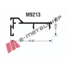 Άγκιστρο M9213 σειράς Μ9050 Comfort Alumil