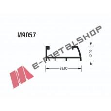 Πρόσθετο M9057 σειράς Μ9050 Comfort Alumil