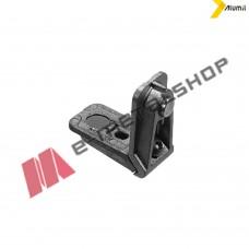 Γωνία σύνδεσης πρέσσας χυτή 10,6x26,2mm για κάσες Μ940 Alumil 1401126000