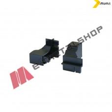 Τάπα πρόσθετου M972 Alumil 3100097203
