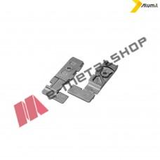 Σύνδεσμος ταυ χυτός εξωτερικός αριστερός 29x67 mm Alumil 11651100200