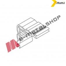 Γωνία σύνδεσης γωνιάστρας 10,9x41,8mm Alumil 1131141200