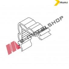 Γωνία σύνδεσης γωνιάστρας 23x11,5mm Alumil 1132310900