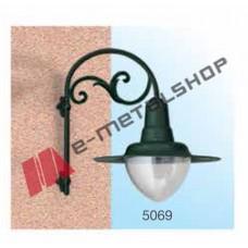 Διακοσμητικό επιτοίχιο φανάρι αλουμινίου Aluminco 5069
