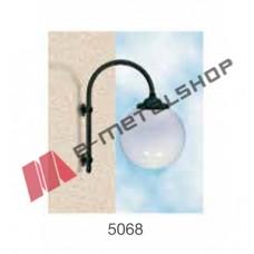 Διακοσμητικό επιτοίχιο φανάρι αλουμινίου Aluminco 5068