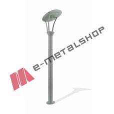 Διακοσμητικό φωτιστικό αλουμινίου Aluminco 300-1F Plouton