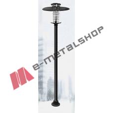 Διακοσμητικό φωτιστικό αλουμινίου Aluminco 400-1F Ermis