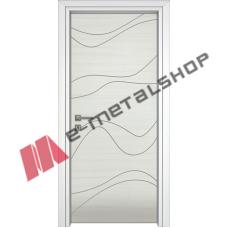 Εσωτερική πόρτα Laminate Nexus I1722 NX750