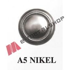 Χειρολαβή πόρτας Α5 NIKEL Alfa