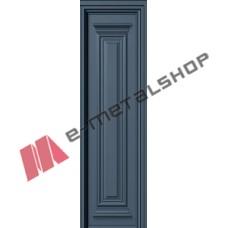 Σταθερό πλαινό πόρτας αλουμινίου Alfa SAP-3103
