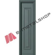 Σταθερό πλαινό πόρτας αλουμινίου Alfa SAP-3506