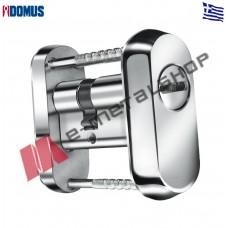 Ροζέτα ασφαλείας για αντιδιαρρηκτική προστασία κυλίνδρου Domus 20033Ν