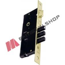 Κλειδαριά απλή ξύλινης πόρτας Τρίαινα Domus (9054C)