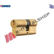 Αφαλός 54mm 27/27 Χρυσό Domus (11054)