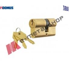 Αφαλός 65mm 30/35 χρυσό Domus (16065)