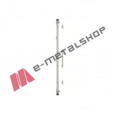 Σύστημα D-FENDER 4 Κλειδωμάτων για σπανιολέτα ή κλειδαριά ALUMIL S350- PROFIL S 325 Domus (75422)