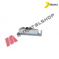 Ράουλο αλουμινίου διπλό για σειρές S450 και S560 Alumil 6000145000
