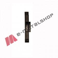 Κλειδαριά CAL Doublex Classic με κλειδί για συρόμενα κουφώματα (καφέ) για πόρτες και παράθυρα