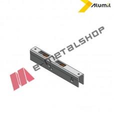 Ράουλο αλουμινίου διπλό S560 απλό συρόμενο 600056000