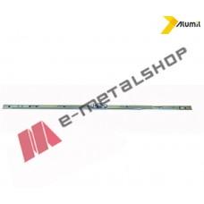 Κλειδαριά συρομένου Alumil 1000mm BS15 με κλείδωμα 2 σημείων (6309541000)
