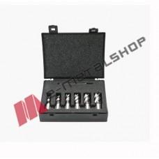 Ποτηροκορώνες M2,για όλα τα μαγνητικά δράπανα σετ 6 τεμαχίων μήκους 25mm Evolution (cutter Kit 6S)