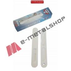 Χούφτα κλειδαριάς PL220 Powerlock PL220 χρώμα λευκό