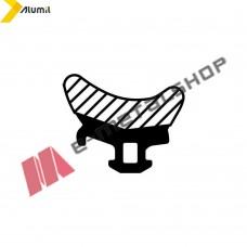 Ελαστικό (λάστιχα) για φύλλα της σειράς M9660 Alumil 2207000003