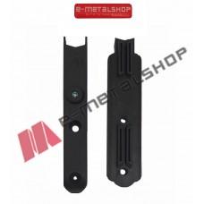 Αμορτισέρ φύλλων M14611 Alumil 6501461110