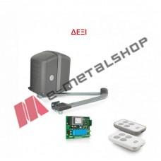 Κit μπράτσο σπαστό για Ι-φυλλη ανοιγόμενη ADVANTAGE (Με αυτοματισμό LCD +2 τηλεκοντρόλ) Δεξί