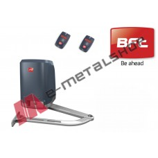 Ηλεκτρομηχανικό αρθρωτό με διπλό βραχίονα μπράτσο ανοιγόμενης πόρτας (έως 2m - 200kgr) ανοιγόμενης αυλόπορτας VIRGO SMART BT A20 (χωρίς πίνακα) Slave