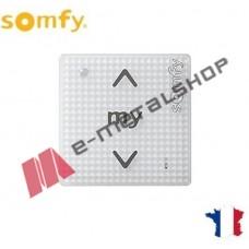 Ασύρματος διακόπτης αφής Somfy 1 Rts Pure Shine 2401102