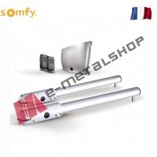 Μοτέρ ανοιγόμενης πόρτας Somfy SGS501 (Με πλακέτα,2 τηλεκοντρόλ)