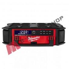 Ραδιόφωνο -Φορτιστής (Solo) Milwaukee (4933472112)