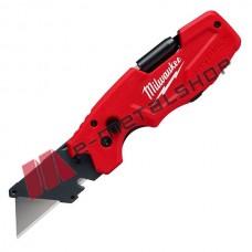 Αναδιπλούμενο μαχαίρι-ξυράφι 6 σε 1 FASTBACK MILWAUKEE 4932478559